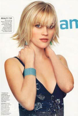 reese witherspoon short hair
