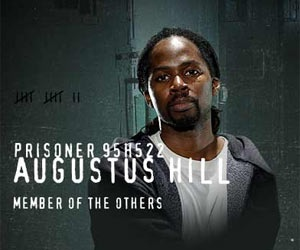 Harold Perrineau-Augustus Hill-he was the narrator at the beginning and throughout the show