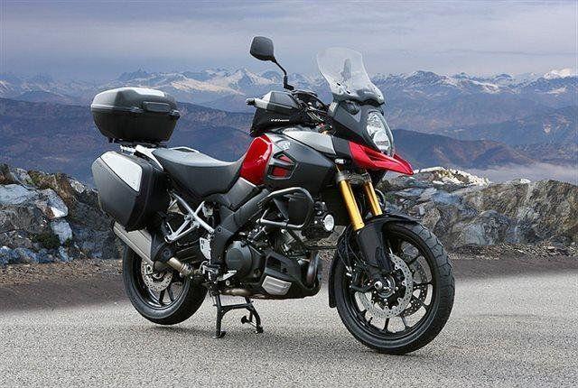 Suzuki DL 1000 V-Strom Adventure ABS