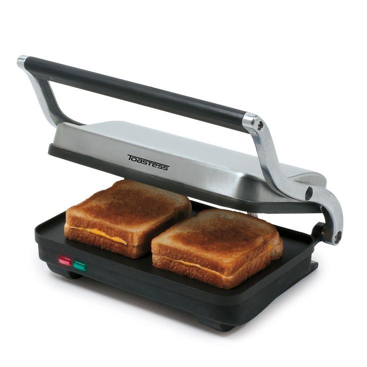 Personal Edge : Compact sandwich grill