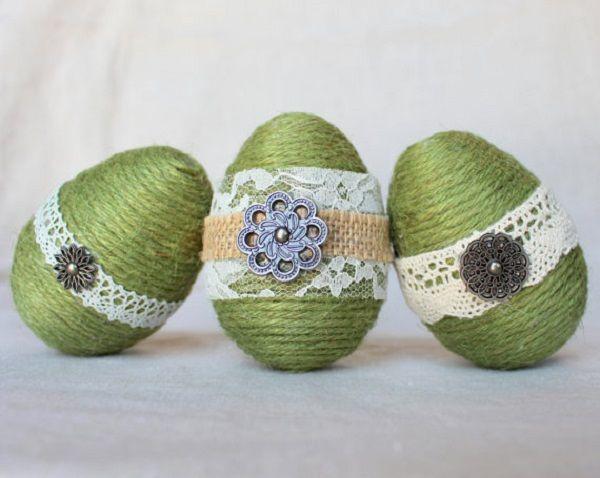Готовимся к Пасхе: 34 очаровательные идеи для декора - Ярмарка Мастеров - ручная работа, handmade