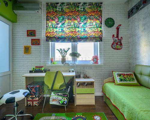 Фотографии интерьеров квартир и домов: Оформление детской комнаты