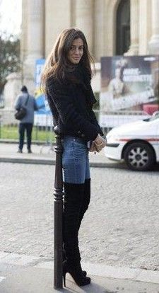 17 Best images about Thigh high boots on Pinterest