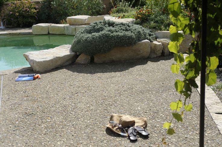 Nuantis® Minéral : Le #béton idéal pour vos accès de #villas, vos parkings, vos terrasses ou encore pour vos plages de piscines    ••••••••••••••••••••••••••••••••••  #maison #rénovation #décoration #architecture #jardin #habitat #réaménagement #gravier #grave #BTP #industrie #Travaux #design #Construction #granulats #bétons #bricolage #amazing