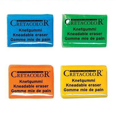 Cretacolor Knetgummi (geel)