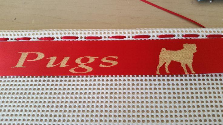 NEW Image for Dog Rosette Frame