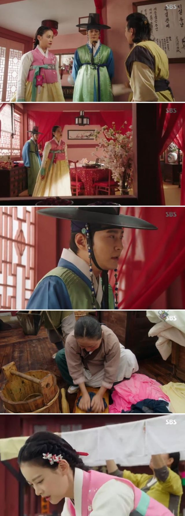 [Spoiler] Added episode 4 captures for the #kdrama 'My Sassy Girl - Drama'