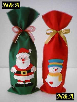 N&A artesanatos: Natal