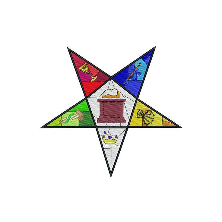 6x6 Monochromatic Shrine Emblem-  Embroidery Design 4x4 9x10 11x12,and 12x14 7x8