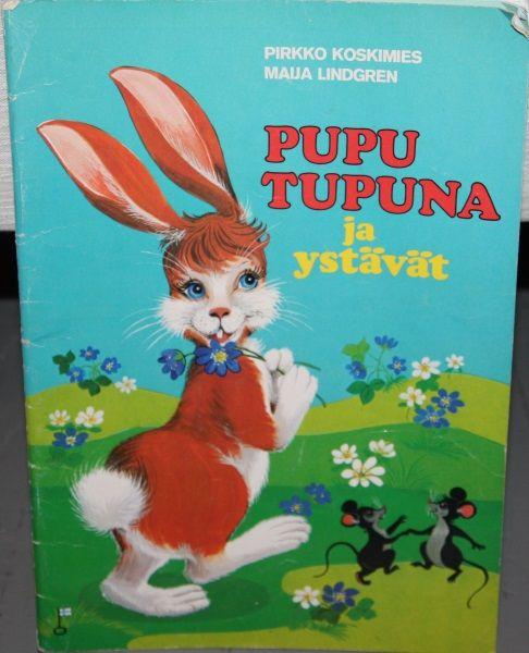Pupu Tupuna -kirja(t) 1980-luku