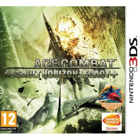 ACE Combat Assault Horizon Legacy Plus 3DS Game Ace Combat Assault Horizon Legacy 3DS is a revamped version of Ace Combat Assault Horizon Legacy released on 3DS but specifically adapted to the New 3DS It combines Ace Combat series strengths with th http://www.MightGet.com/january-2017-13/ace-combat-assault-horizon-legacy-plus-3ds-game.asp