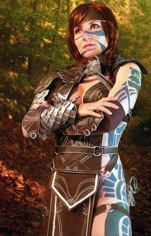 The best GW2 heroine ^_^ *scowls at Zojja*