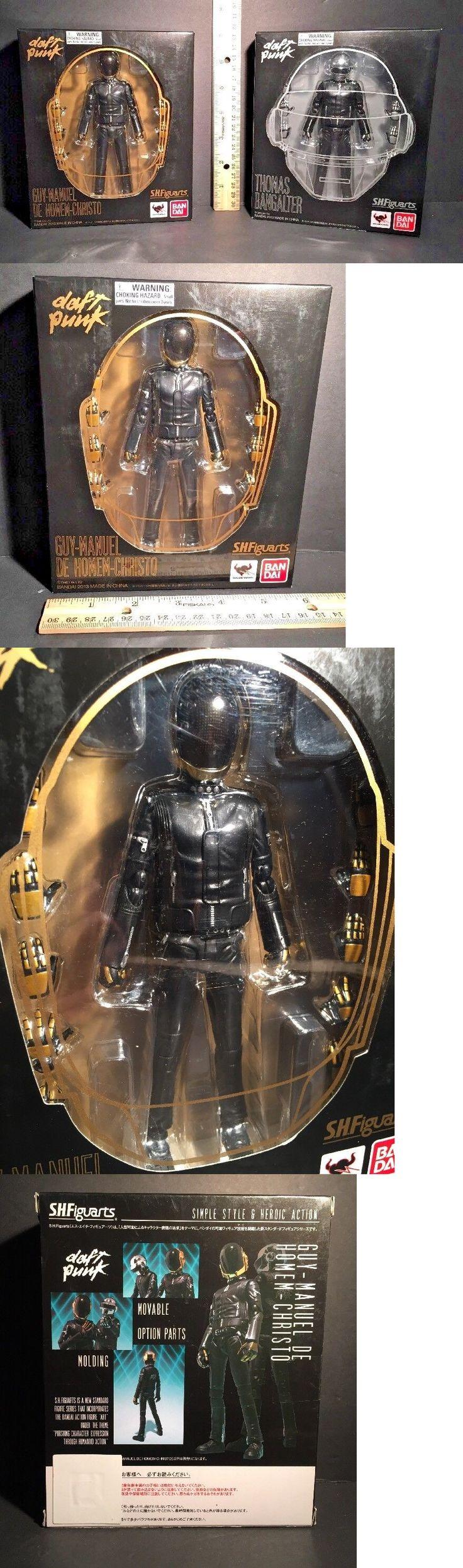 Music 175691: Daft Punk 6 Guy-Manuel De Homem-Christo And Thomas Bangalter Figures Lot Of 2 Nib -> BUY IT NOW ONLY: $249.95 on eBay!