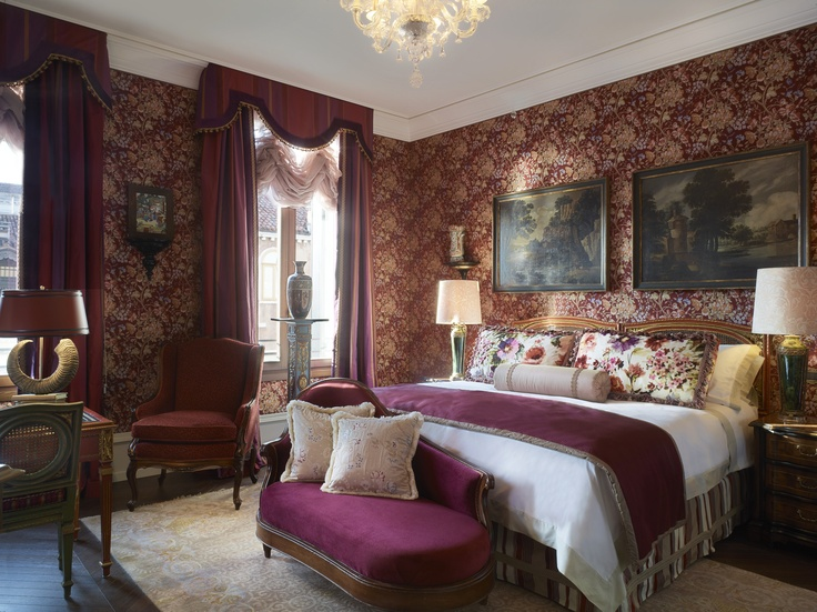 The Ruskin Patron Grand Canal Suite