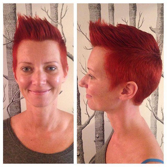 1000 ideen zu rotes haar auf pinterest rote haarfarbe rote frisuren und naturrote haare. Black Bedroom Furniture Sets. Home Design Ideas