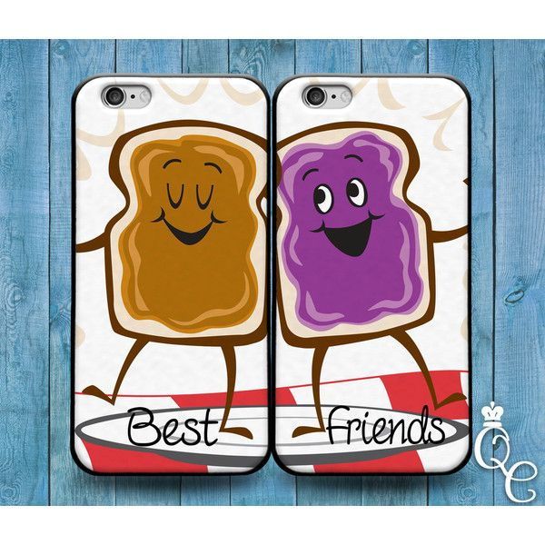 iPhone 4 4s 5 5s 5c 6 plus iPod Touch 4th 5th 6th Generation Cute Best... ($40) ❤ liked on Polyvore featuring accessories and tech accessories
