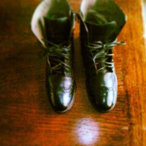 #shoepolish
