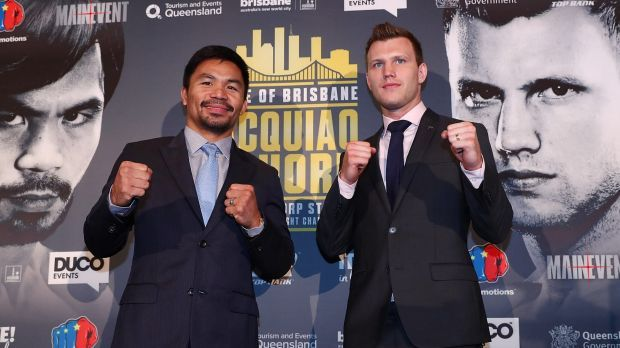 El boxeador australiano Jeff Horn, tendrá una gran prueba en su carrera, ya que desafiará a la estrella filipina Manny Pacquiao...