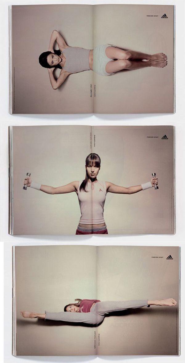 Diferenciales de publicidad creativa revistas