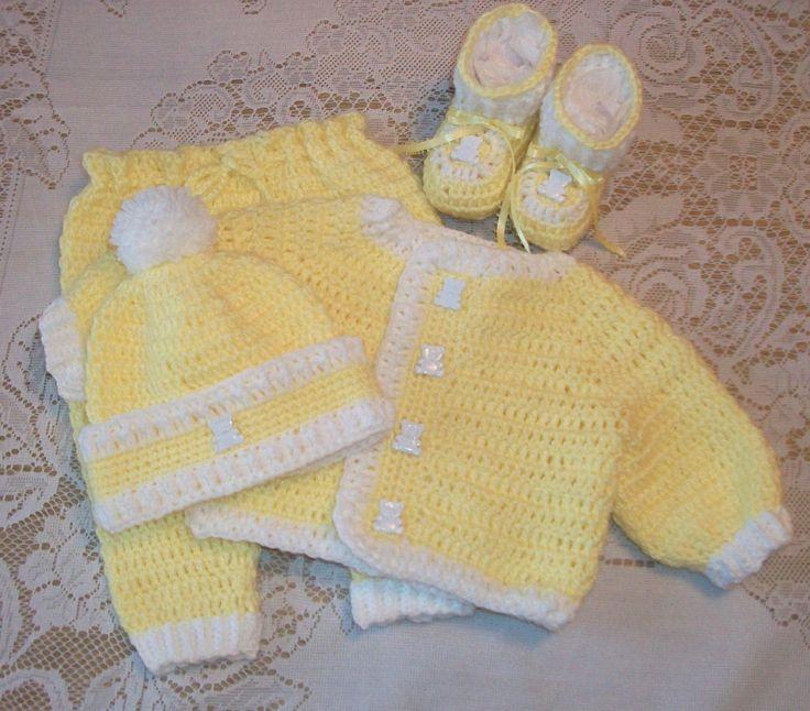 224 besten Knitting & Crochet For Baby Bilder auf Pinterest ...