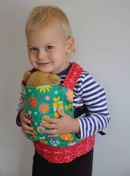 Nosítko pro panenky - berušky