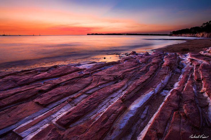 Fannie Bay Sunset by Robert Vine on 500px