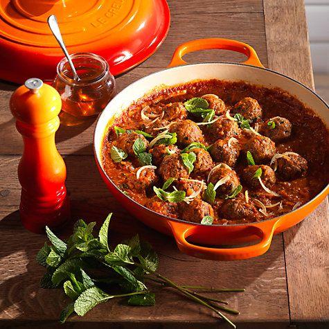 Buy Lamb & Mint Meatballs by Le Creuset Online at johnlewis.com