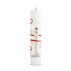 Holmegaard Christmas Advent Candle 2012