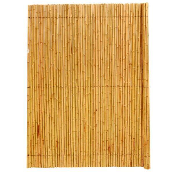Attraktiva Bambuvägg 170x150 cm - Insynsskydd & glasräcken - Rusta.com LQ-15
