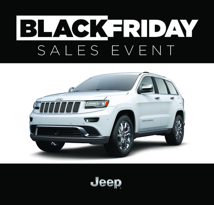 Black Friday Sign & Drive Lease Special at Hollywood Chrysler Jeep