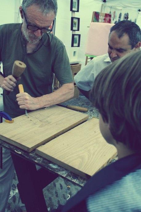 AAPCA blog   AAPCA, es la asociación de artesanos profesionales de Cantabria. http://www.artesaniadecantabria.es/ TALLER DEMOSTRATIVO DE TALLA DE MADERA EN CASTRO URDIALES
