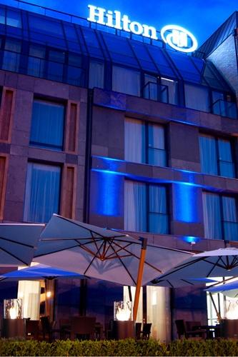 Totem Commerce in #Hilton #Hotel in #Gdańsk