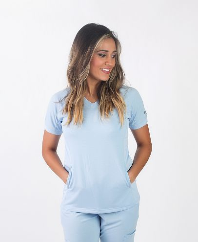ceil blue womens top.png