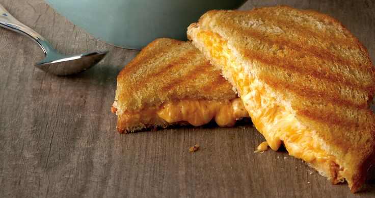Tomato soup needs a companion — we recommend pimento cheese on sourdough. Grilled, of course.