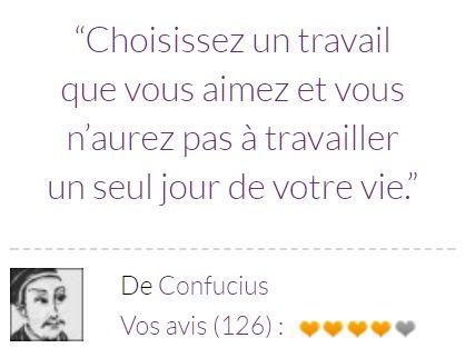 #citation du jour #Confucius