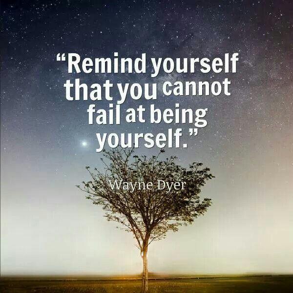 Self acceptance. #qoute #beyourself