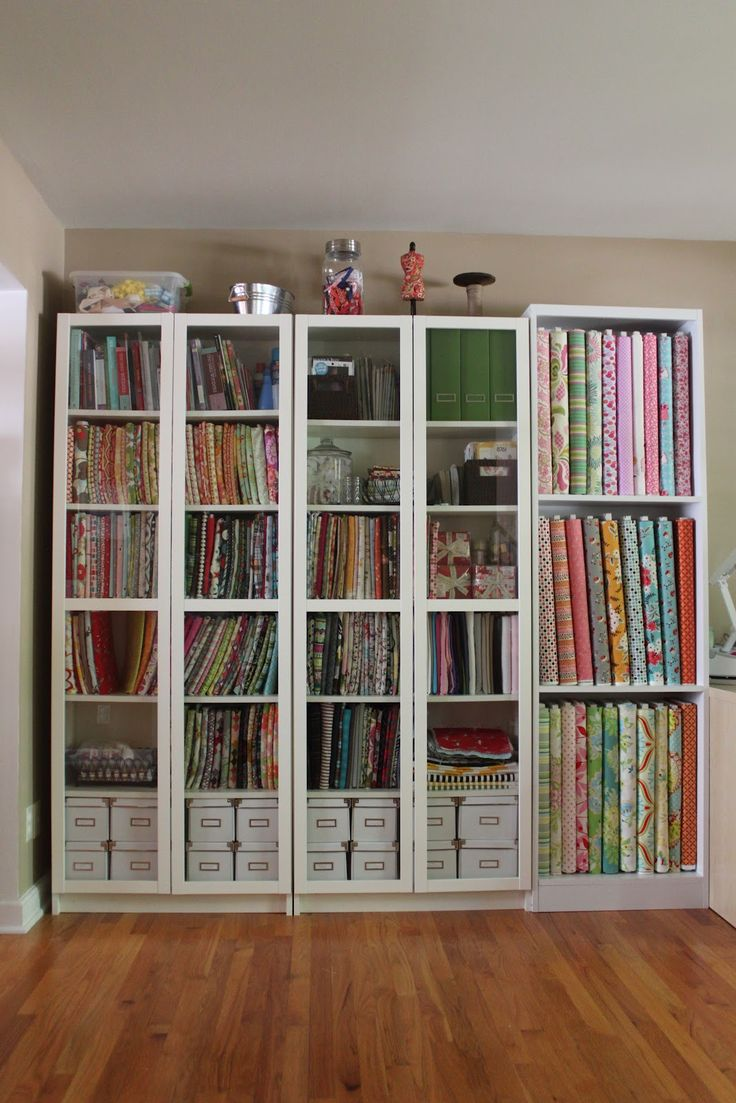 Sewing Room Storage Cabinets 17 Best Images About Creative Space Inspiration On Pinterest