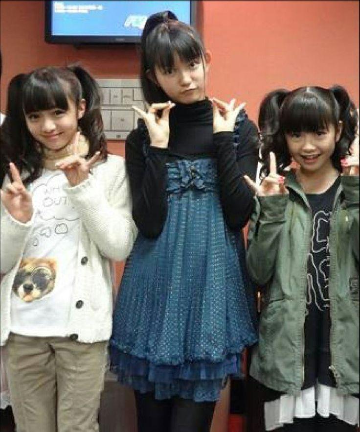 #Babymetal - #MoaMetal - #Su-Metal - #YuiMetal (801×960)