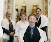 Bar Mitzvahs for Beginners