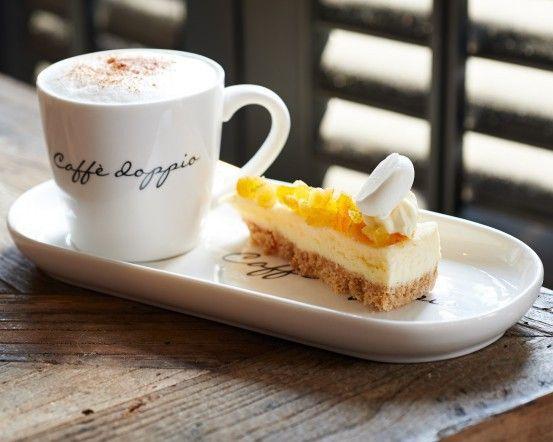 Cheesecake met sinaasappel - Recepten | Rivièra Maison