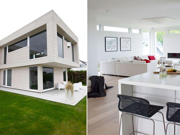 Helstøpt arkitektur i Stavanger - Bo-Bedre.no