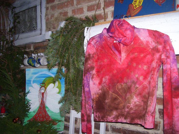 Originalni autorske odevy a dekorace volne k prodeji....Vanoce 2017