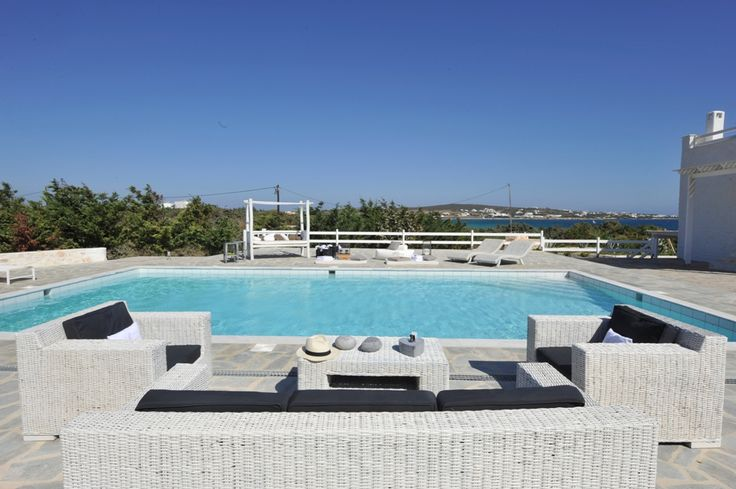 Villas Pool Outdoor Details...