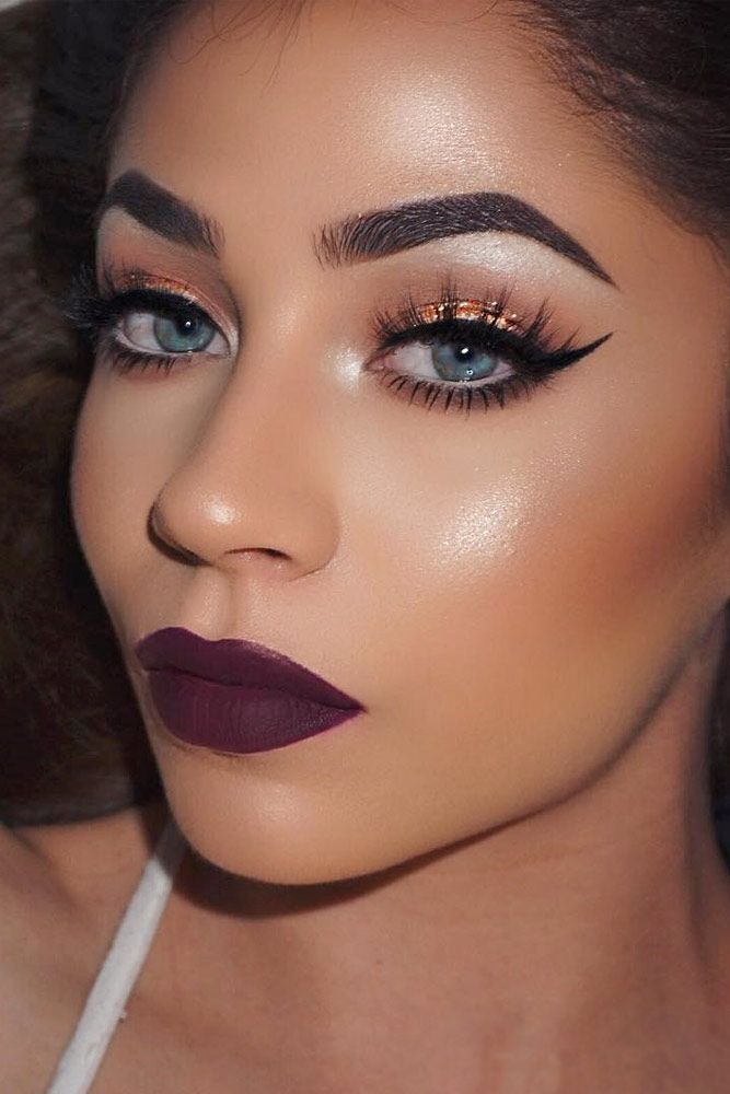 25+ Best Ideas About Prom Makeup Looks On Pinterest