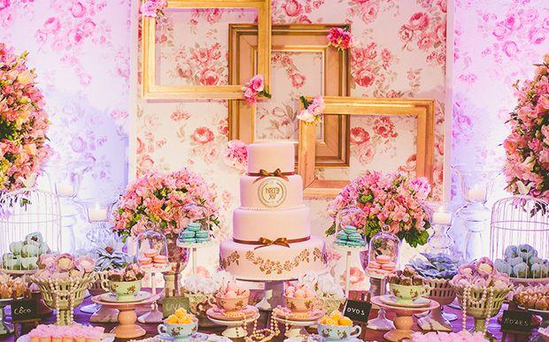 Decoração de aniversário de 15 anos: dicas para uma SUPER festa - Casa&Festa
