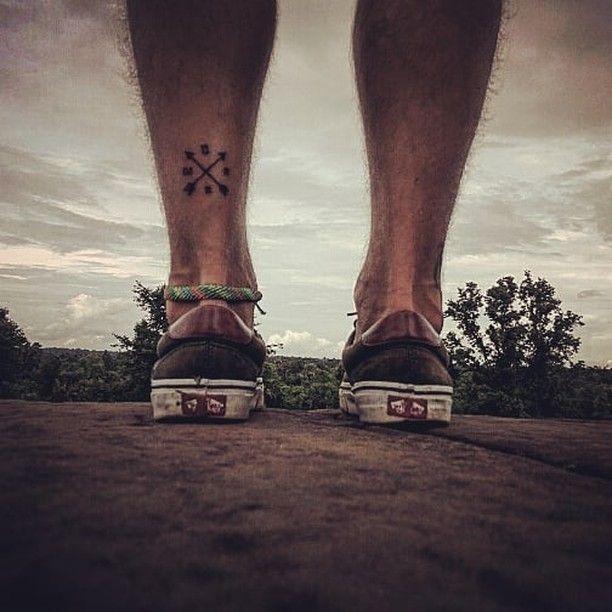 Tatuajes En La Pierna Hombre Pequenos
