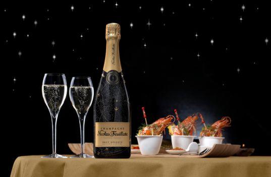 Champagne de luxe : édition limitée Nicolas Feuillatte http://journalduluxe.fr/nicolas-feuillatte-lance-une-edition-limitee-de-son-champagne-xploration/