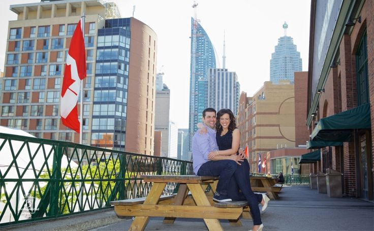 Toronto Engagement Session   Sandra & Jon   Toronto photographers