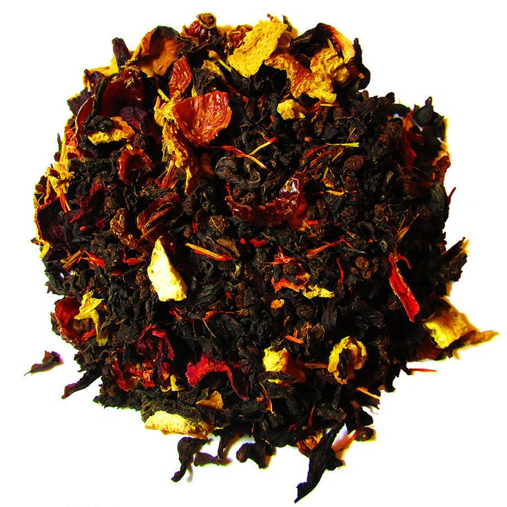 Blood Orange Black – Full Leaf Tea Company  Bold Indian Black tea is tossed with orange peel, rose hips, apple bits, safflowers, rose petals, and vanilla bringing fourth a flavorful cup reminiscent of a fresh squeezed blood orange.   Country of Origin: India