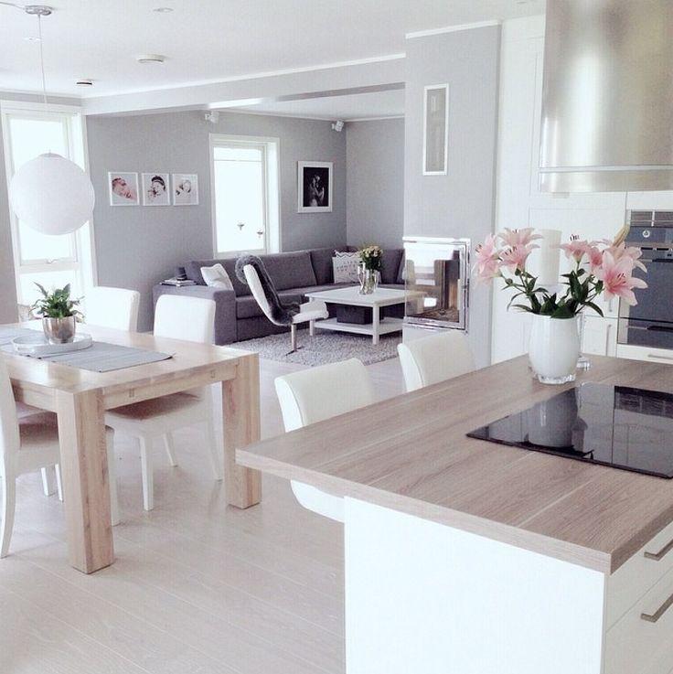 26 besten modernes wohnen bilder auf pinterest wohnideen mein haus und sch ner wohnen. Black Bedroom Furniture Sets. Home Design Ideas